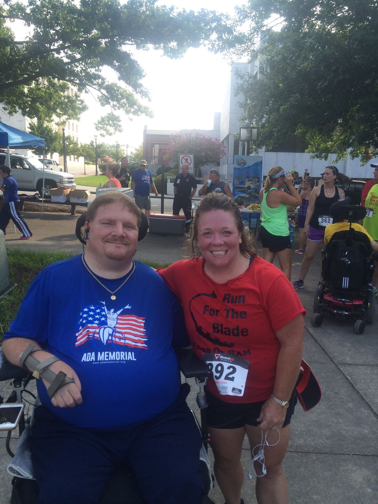 Justin Pressley 16th Annual ADA Race