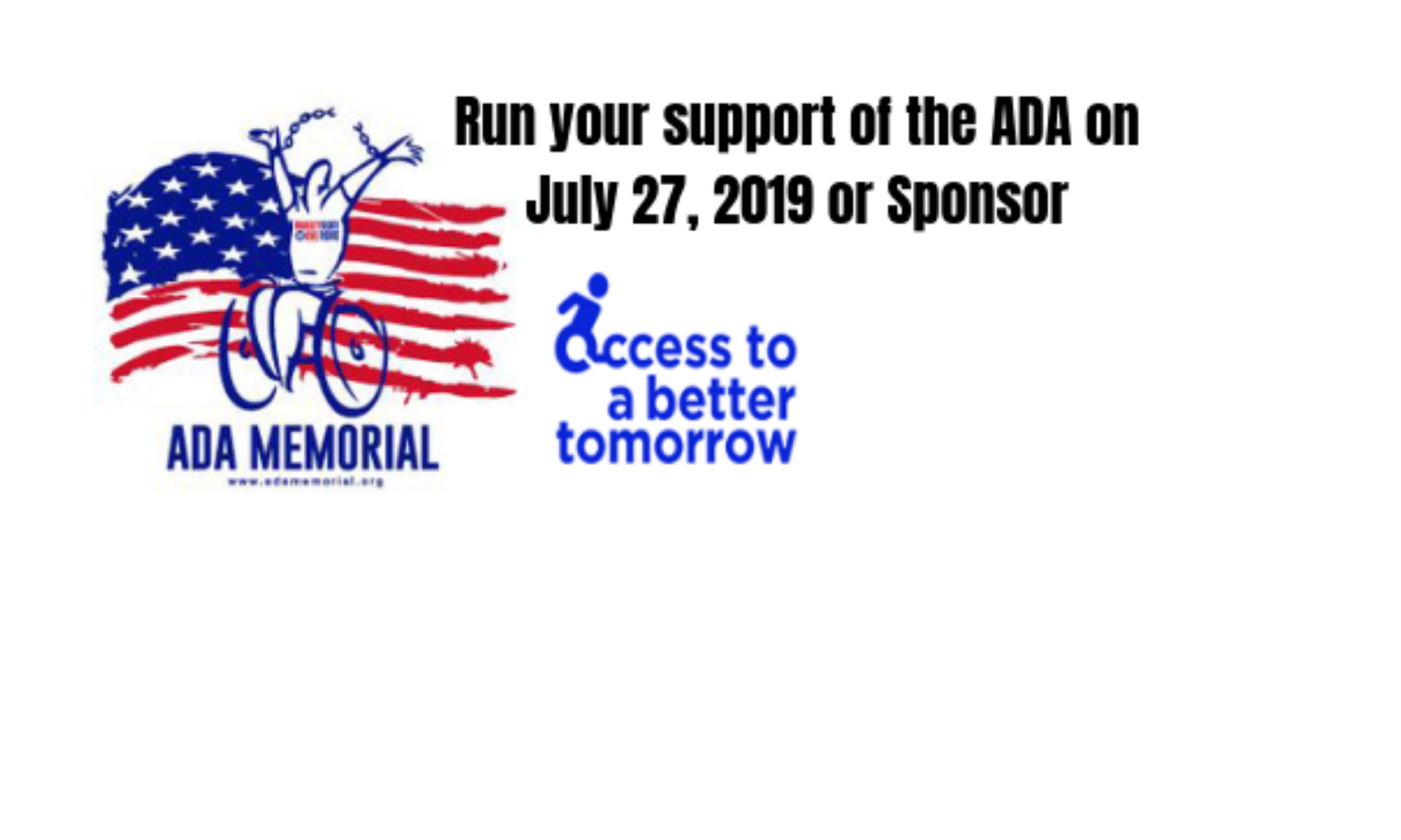 ADA Memorial 5K | 10K | 1M Fun Run